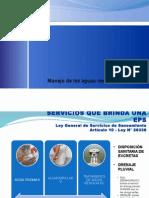 Tratamiento de Aguas Residuales - Exposición Inst. Sanitarias