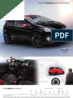 EBrochure - Fiesta Red Edition