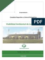 Estudio viavilida estadio Club Peñarol
