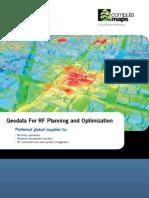 ComputaMaps RFPlanning&Optimization 2014
