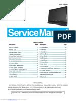 AOC e966Sn LCD Monitor Service Manual