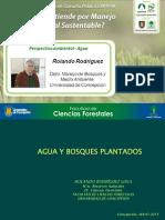 Análisis Agua en el MFS - Rolando Rodríguez