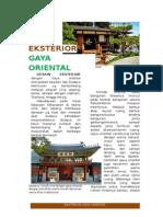 Eksterior Oriental