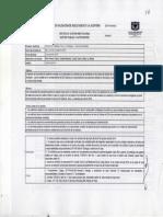 Auditoria Ambiente Fisico y Tecnologico Octubre 2014