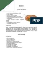 Gastronomia Guatemalteca