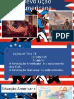 Nona Regência História Paulo Castro Mendes (aula assistida)