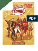 Historia de Chile comic