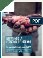 Reviviendo La Economia Del Oceano Resumen