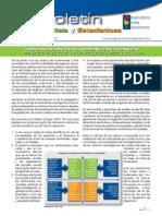 """Boletín Análisis y Estadísticas Nº 2 """"Identificación de Municipios con acceso a Servicios Públicos y Capacidades Institucionales"""""""