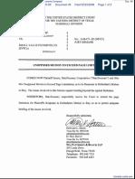 Datatreasury Corporation v. Small Value Payments Company - Document No. 45