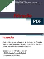 Aula Filtração