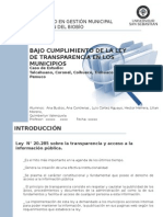 POWER TRANSPARENCIA MUNICIPAL