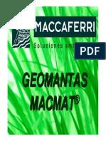 Geomanta - Control de Erosíon