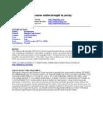 Civpro Harvard Fall 2004 Hay