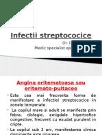 infectii streptococice