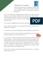Dramatização - Dr. Cabeludo