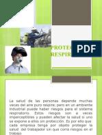 Exposicion de Seguridad Sobre Proteccion Respiratoria