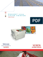 Xerox 7700 User Manual