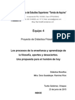 Proyecto Integrado EQUIPO 4