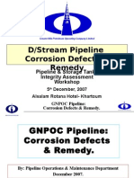 PL Corrosion Defect&Remedy