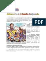 9 de DICIEMBRE - Aniversario de La Batalla de Ayacucho