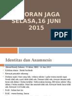 16 Juni - Ahmad