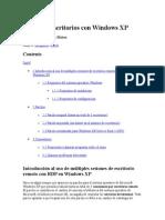 Multiples Escritorios Con Windows XP