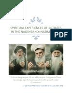 Extrasensory Perception in Naqshbandi Sufism