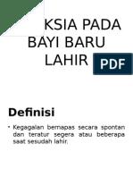 Asfiksia BBL