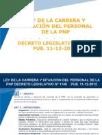 LEY 1149 Carrera y Situación PNP.pptx
