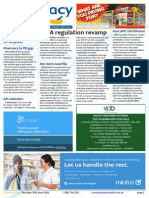 Pharmacy Daily for Thu 25 Jun 2015 - TGA regulation revamp, Self-care push welcomed, MA slams backflip, Pharmacy to fill gap and much more