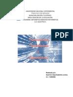 Innovaciones Tecnológicas e Informáticas
