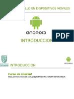 Tema 01 - Introduccion a Android
