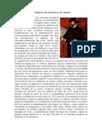 La Política de Francisco de Toledo