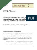 La Huelga de Hambre Mapuche