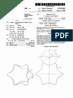 Gerotor Pump Profile (Patent)