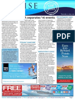 Cruise Weekly for Thu 25 Jun 2015 - CLIA separates events, Pandaw, Whitsundays, Maple Leaf Adventures, Princess and much more
