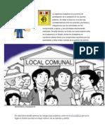 La Vigilancia Ciudadana Es Una Forma de Participación de La Población en Los Asuntos Públicos