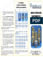 Manual Valvula de Seguridad
