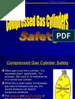 Compress Gas and Cylinder Safety Handling