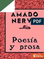 Poesia y Prosa - Amado Nervo