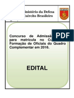 Edital CA 2015 Cfo - QC 2016