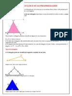Atividades Triangulos e Suas Propriedades 8 Ano