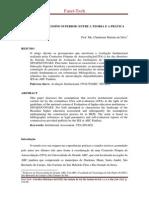 esquema avaliação