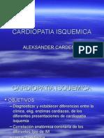 Cardiopatia Isquemica Iicuarto Ano