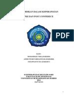 220935516 Pre Post Conference