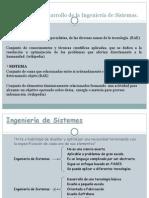 Clase 7 Perspectivas y Desarrollo de La Ingeniería de Sistemas CLASE 7