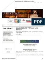 Philippine Environment Laws - Chan Robles Virtual Law Library_phillaws