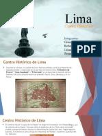 Centro Historico de Lima