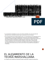 El desarrollo de la teoría Microeconómica moderna.pptx